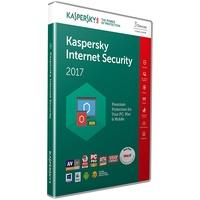 Kaspersky Lab Internet Security 2017 UPG 3 Geräte ESD DE Win Mac Android iOS