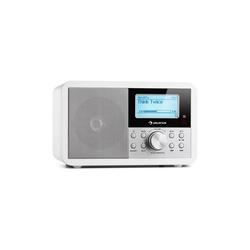 Auna Worldwide Mini Internetradio WLAN Netzwerkplayer USB MP3 AUX UKW-Tuner Radio (DAB/DAB+ Tuner, UKW/MW-Empfänger, WLAN-Radio, 0 W)