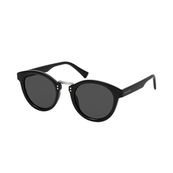 Hawkers WHIMSY HWHI20BBT0  BLACK, Runde Sonnenbrille, Unisex