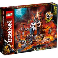 Lego Ninjago Verlies des Totenkopfmagiers 71722
