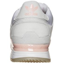 adidas ZX 700 Women's white-rose/ white-gum, 40