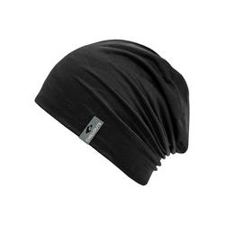 chillouts Beanie Essex Hat schwarz