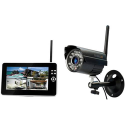 Technaxx TX-28 4433 Funk-Überwachungskamera-Set 4-Kanal mit 1 Kamera 2.4GHz