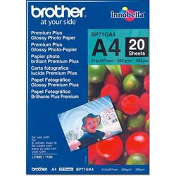 Brother Fotopapier A4 BP-71GA4