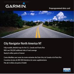 City Navigator NT Nord Amerika 2011