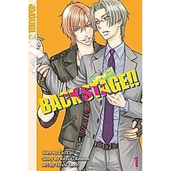 Back Stage!!. Eiki Eiki  Kazuki Amano  - Buch