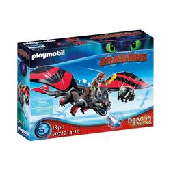 Playmobil® Spielfigur PLAYMOBIL® 70727 PLAYMOBIL Dragons: Hicks und