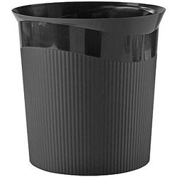 HAN Re-LOOP Papierkorb 13,0 l schwarz