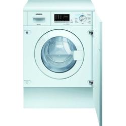 SIEMENS Einbauwaschtrockner iQ500 WK14D542, 7 kg, 4 kg 1400 U/min