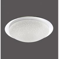 Leuchtendirekt Skyler 14331-17 LED-Bad-Deckenleuchte 12W Warmweiß, Neutralweiß, Tageslichtweiß Ch