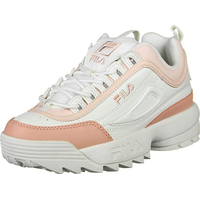 Fila Damen Disruptor CB Low Wmn Sneaker, Weiß (White 1010604-02w), 38 EU