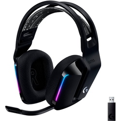 Logitech G G733 LIGHTSPEED Wireless RGB Gaming-Headset (WLAN (WiFi)