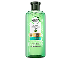 BOTANICALS ALOE & HEMP champú 380 ml