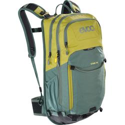 Evoc Stage 18L Rucksack, grün-gelb