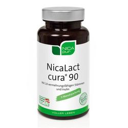NICAPUR NicaLact cura 90 Kapseln 90 St