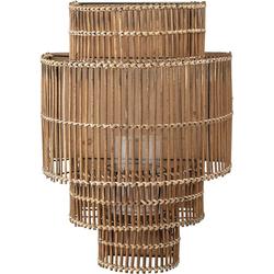 Bloomingville Windlicht, aus Bambus