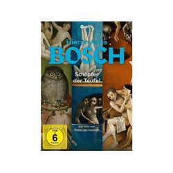 Hieronymus Bosch - Schöpfer der Teufel DVD