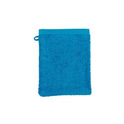 Ross Waschhandschuh Vita in petrol, 16 x 22 cm