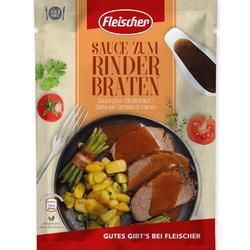 Sauce zum Rinderbraten - Fleischer