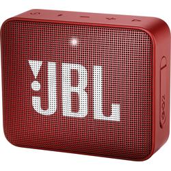 JBL GO 2 Portable-Lautsprecher (Bluetooth, 3 W) rot