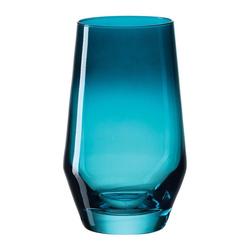 LEONARDO Glas PUCCINI Türkis 300 ml, Kristallglas