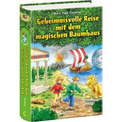 Loewe Verlag MBH SB4 geheimnisvolle Reise mit CD