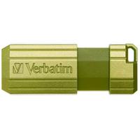 Store 'n' Go PinStripe 16GB grün