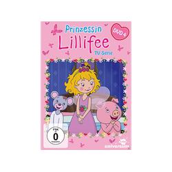 004 - PRINZESSIN LILLIFEE DVD