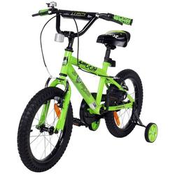 Actionbikes Motors Kinderfahrrad Zombie, 1 Gang, 12 - 16 - 20 Zoll - Ab 4-9 Jahren - Jungen & Mädchen - Kinder Fahrrad - Laufrad - BMX - Kinderrad 28 cm