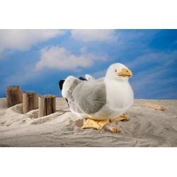 Kösen Kuscheltier Vogel Möwe 25 cm Stoffmöwe Plüschmöwe (Plüschtiere Möwen Stofftiere)