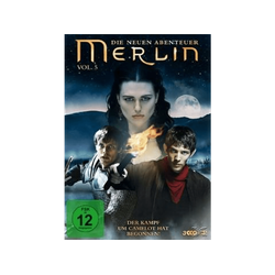 Merlin - Die neuen Abenteuer Staffel 3.1 (Vol. 5) DVD-Box DVD