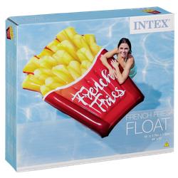 Intex Luftmatratze French Fries aufblasbar