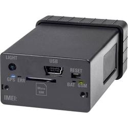 Renkforce GX-111 GSM-Alarmanlage mit GPS-Tracking Multifunktionstracker Schwarz