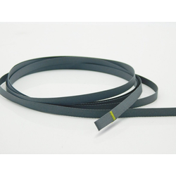 Rollo Texband Jalousieband in Grau 6x0,33 mm, Markiso