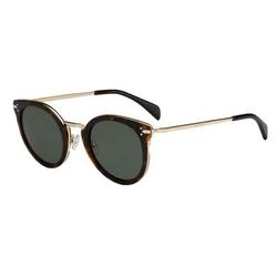 CELINE Sonnenbrille CL 41373/S goldfarben