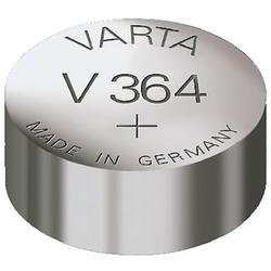 Varta Uhrenbatterie 364, 164, 280-34, 364, 602, AG1, D364, LR621, S14, SB-AG,...