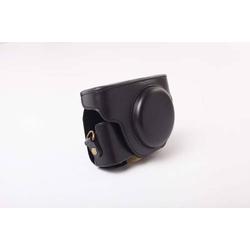 vhbw Kamera Tasche schwarz passend für Kamera Sony Cybershot DSC-RX100, DSC-RX100 II (2), DSC-RX100 III (3), DSC-RX100 IV (4).