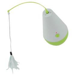 Interactives - Culbuto Feather - automatisches Katzenspielzeug mit Feder