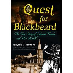 Quest for Blackbeard als Buch von Baylus C. Brooks