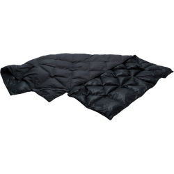 Yeti Kiby Packable Down Travel Blanket Packbare Daunendecke 5029-Ashblack-Black