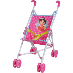 Knorrtoys® Puppenwagen Puppenwagen Buggy Sim Heidi