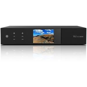 VU+ Duo 4K SE 1x DVB-S2X FBC Twin / 1x DVB-C FBC Tuner 2 TB HDD Linux Receiver UHD 2160p