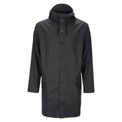 Rains - Long Jacket Black - Jacken - Größe: XXS/XS