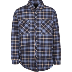URBAN CLASSICS Sommerjacke Plaid Quilted XL