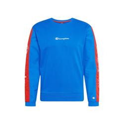 Champion Authentic Athletic Apparel Herren Sweatshirt rot / blau