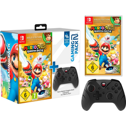 Mario&Rabbids Nintendo Switch, inkl. Gamepad Pro