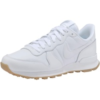 Nike Women's Internationalist white/white/white/gum light brown 41