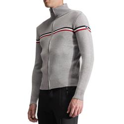 Fusalp - Wengen Fiz II Pullover Silicium - Pullover - Größe: L
