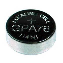 Batterie Knopfzelle LR44, GP76A, V13GA, PX76A, PX665A, LR1154, L1154, 1166A, ...