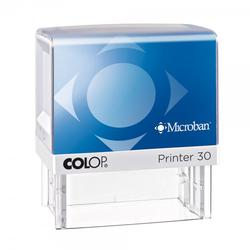 Colop Printer 30 Microban (47x18 mm - 5 Zeilen)